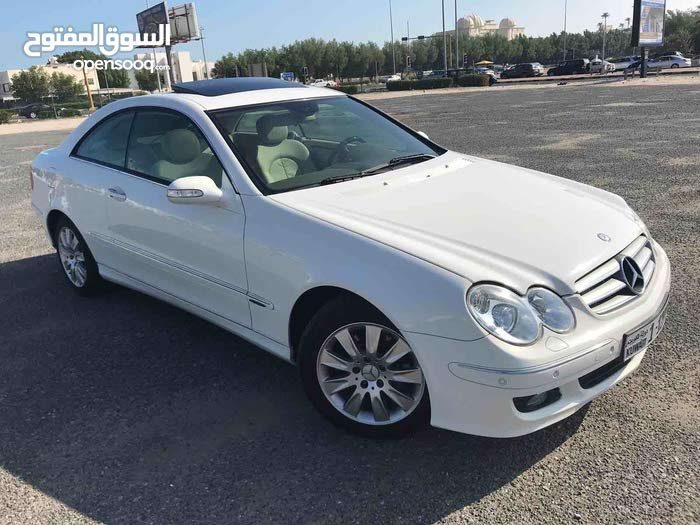 Used condition Mercedes Benz CLK 2006 with  km mileage
