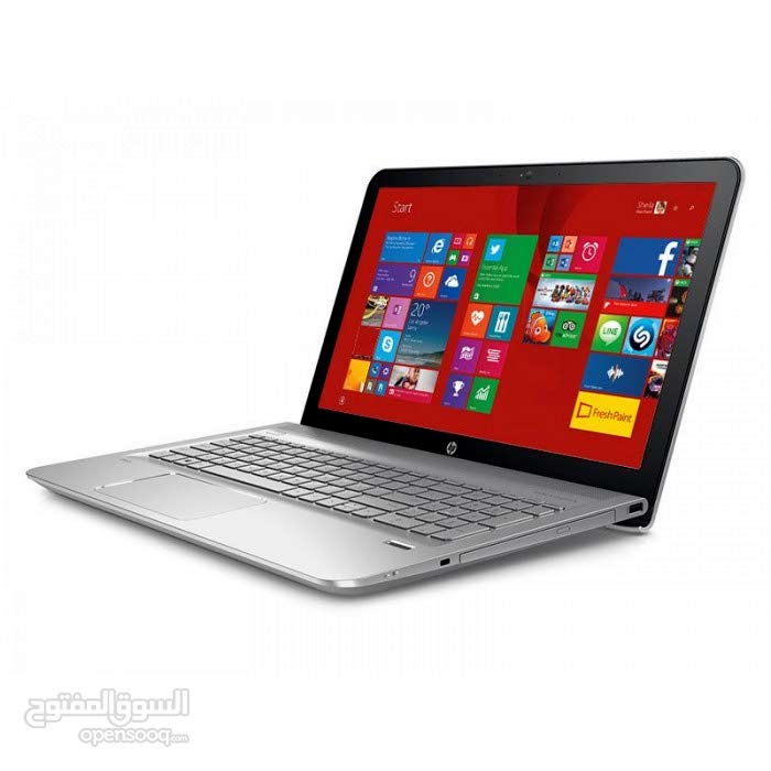 (HP Envy Core-i7 12GB RAM 1TB HDD 15-Inch Laptop - Silver (Very clean Without an