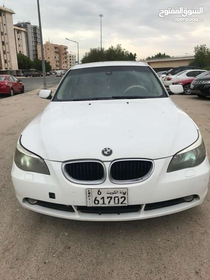 Used condition BMW 530 2004 with 10,000 - 19,999 km mileage