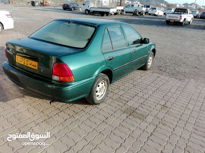 Used condition Honda City 2000 with 0 km mileage