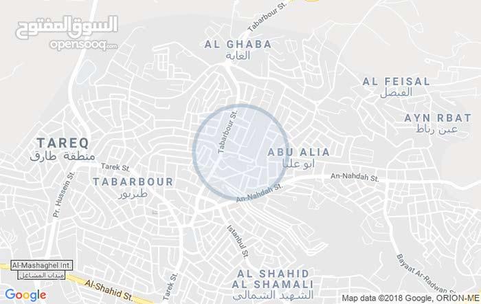 شقة للبيع في طبربور مطله على الإتحاد الرياضي العسكري