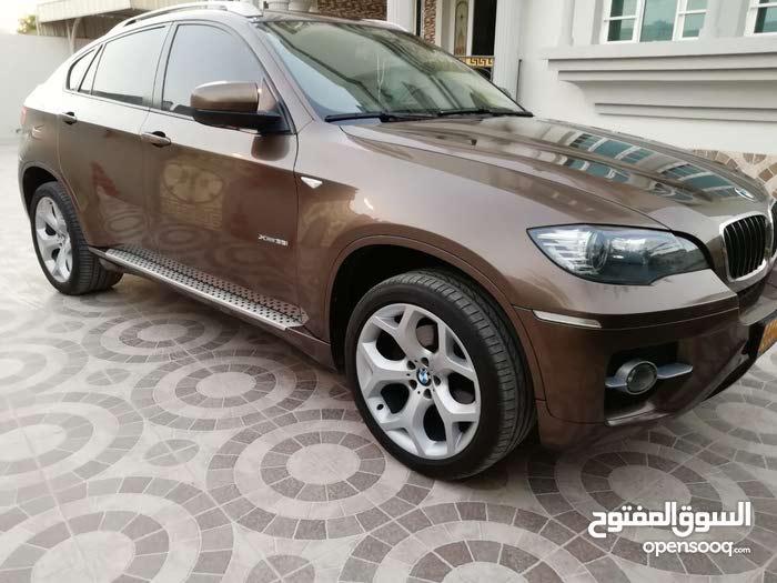 km BMW X6 2012 for sale