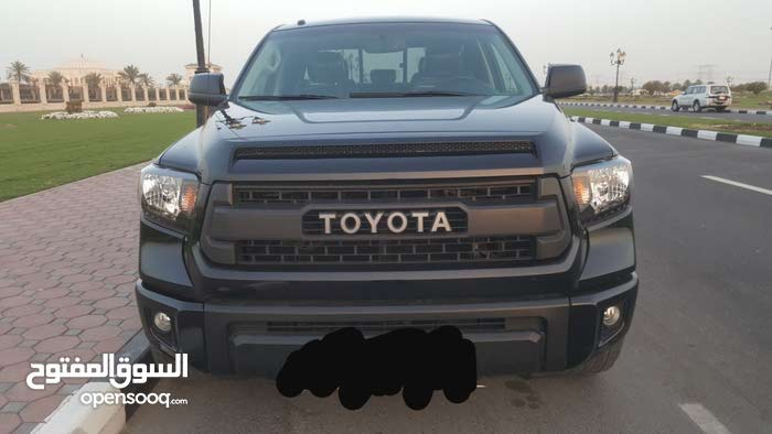 Used Toyota Tundra in Sharjah