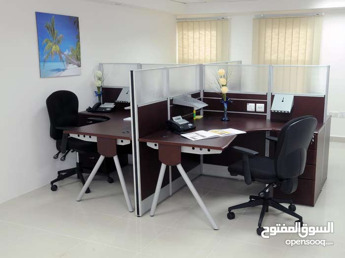 Fully furnished and Serviced office space business Center for flexible rental te