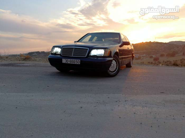 1996 Mercedes Benz S 320 for sale in Amman