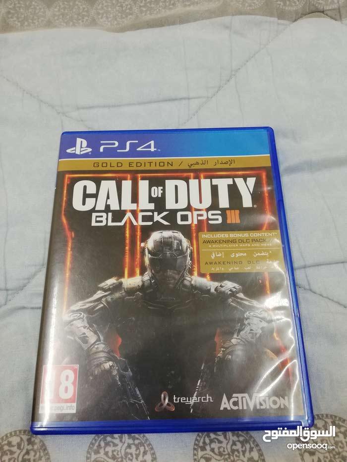 لعبة Call of duty black ops 3