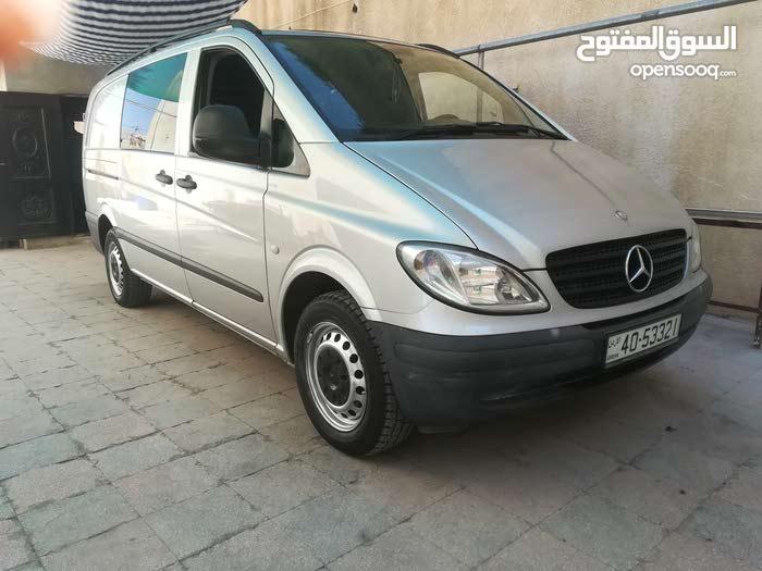 Diesel Fuel/Power   Mercedes Benz Vito 2009