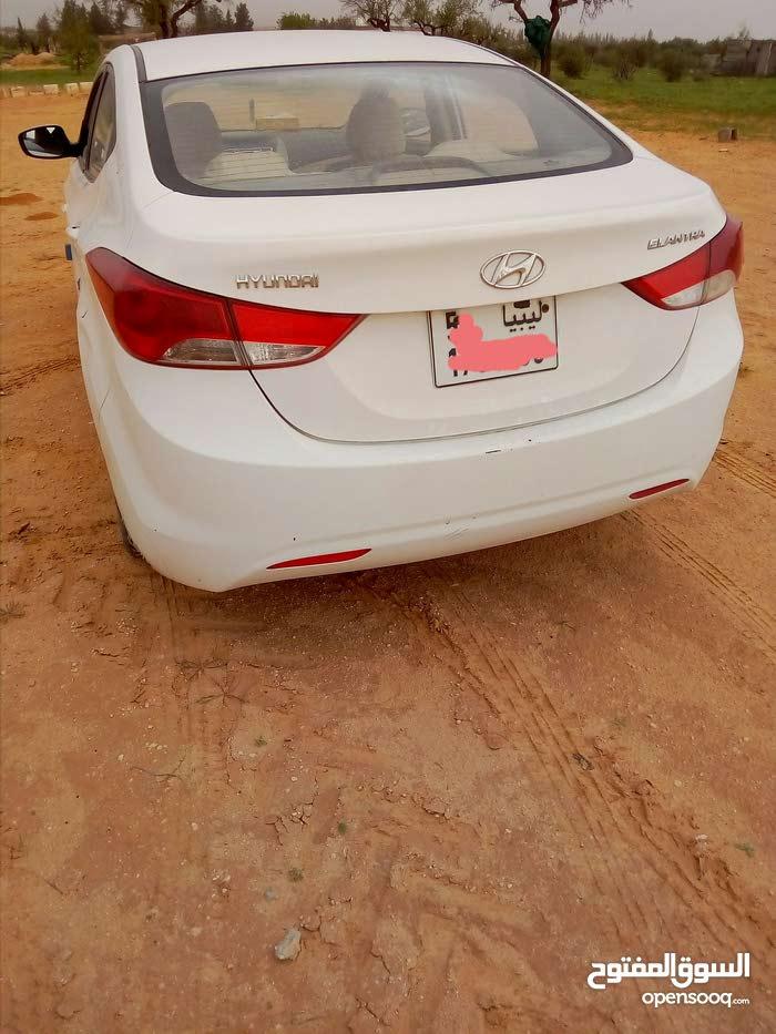 Manual Hyundai 2012 for sale - Used - Tarhuna city