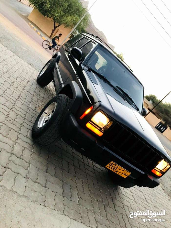 For sale 2000 Black Cherokee