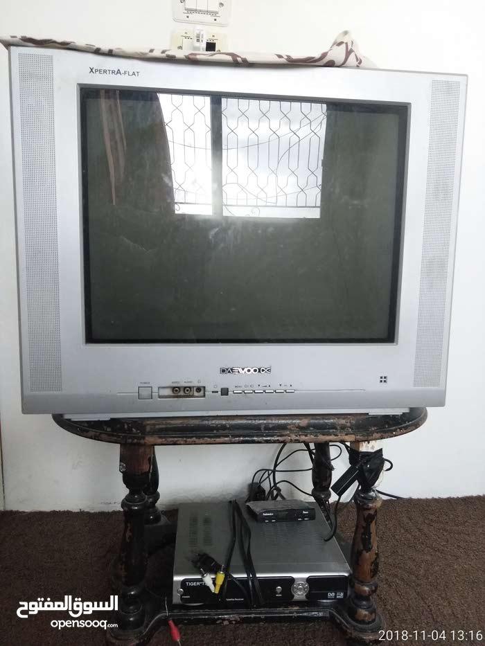 تلفزيون دايو مستعمل نظيف