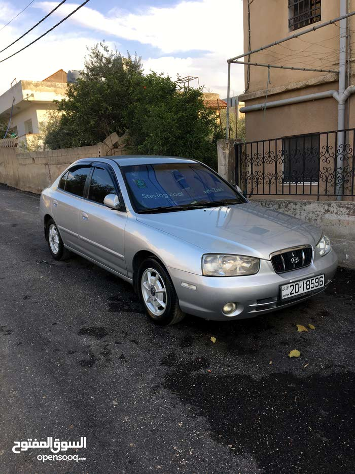 For sale 2001 Silver Avante