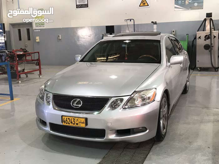 Lexus GS car is available for sale, the car is in Used condition