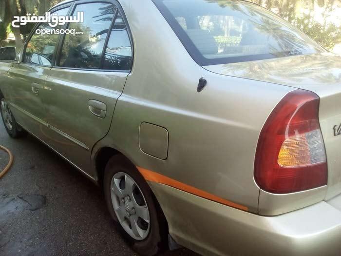 10,000 - 19,999 km Hyundai Verna 2001 for sale