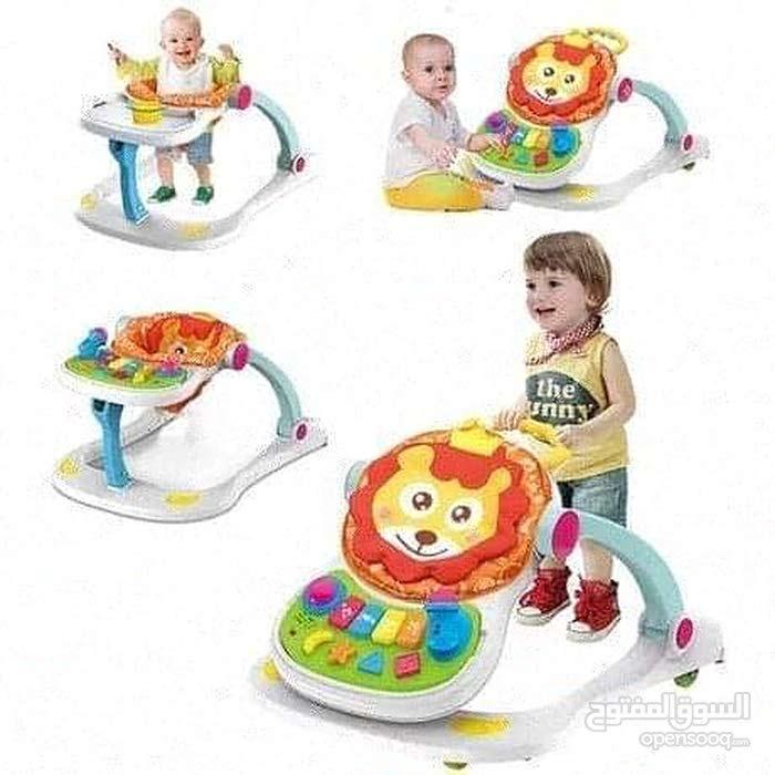 entertainer walker pousette عربة اطفال