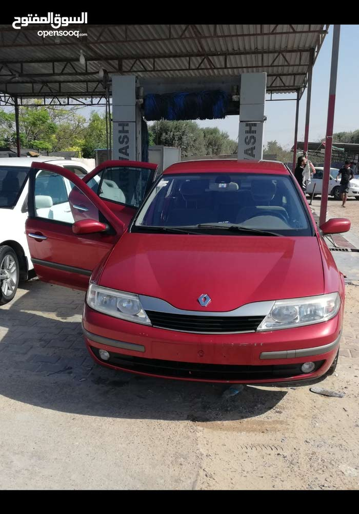 Used 2003 Laguna in Zawiya