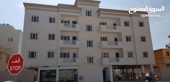 للايجار شقق بعمارة اول ساكن بالوكرة غرفتين بلكونه