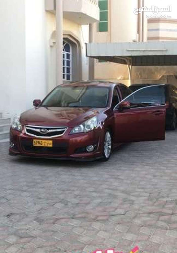Subaru Legacy car for sale 2010 in Muscat city