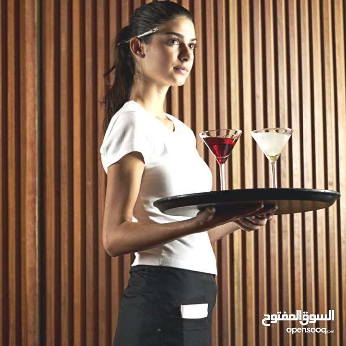waitress/serveuse