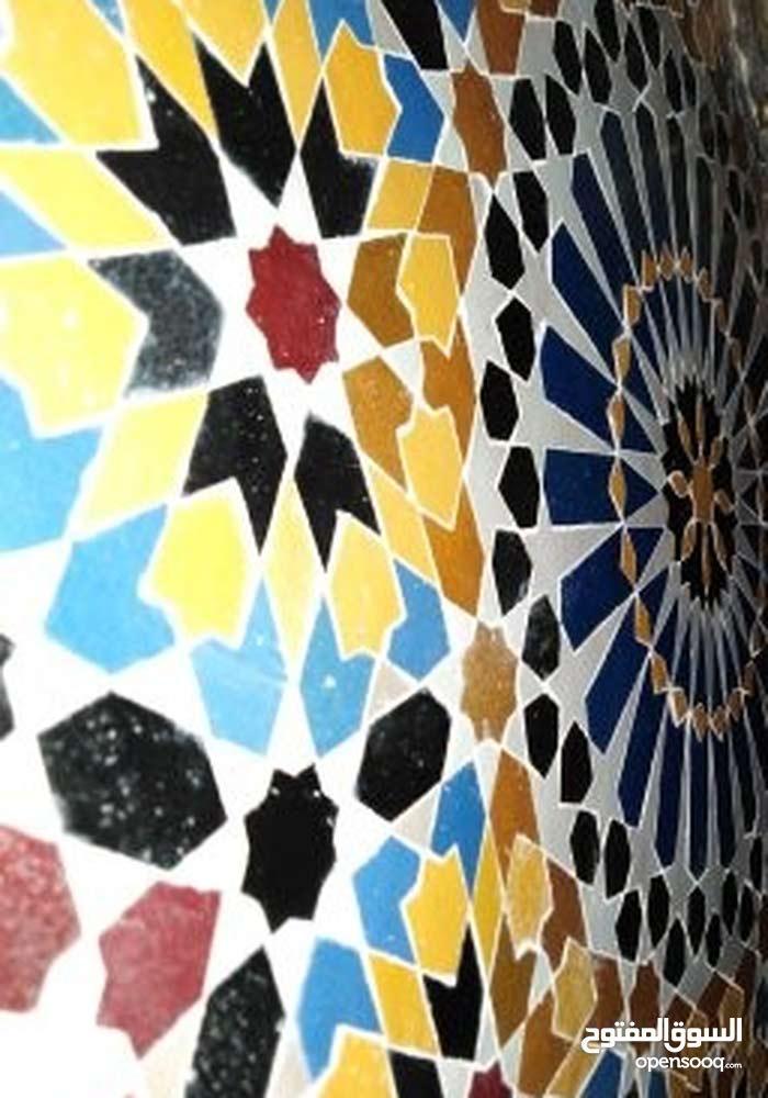 فخامة الفخار المغربي التقليدي