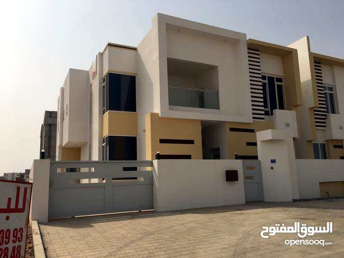 Khoud neighborhood Seeb city - 361 sqm house for sale