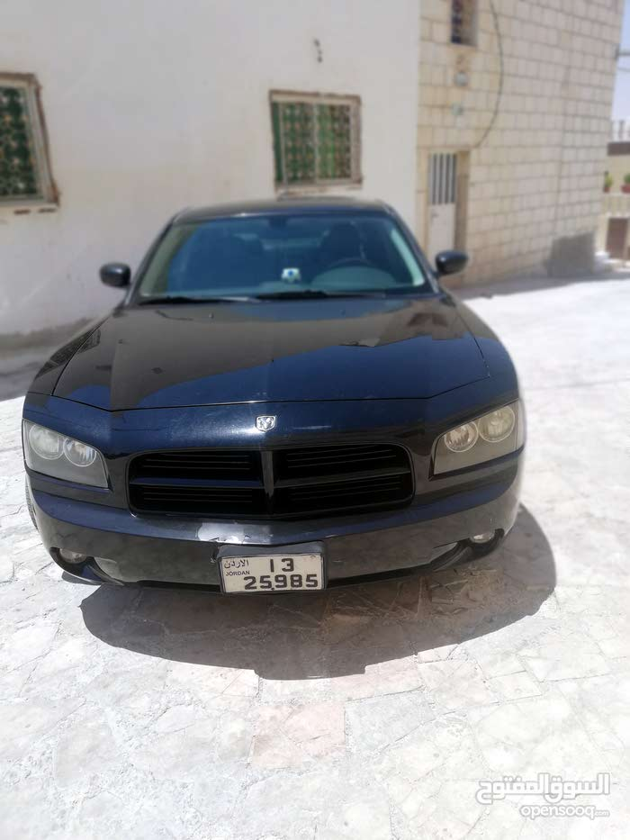 Dodge Charger 2008 for sale in Zarqa