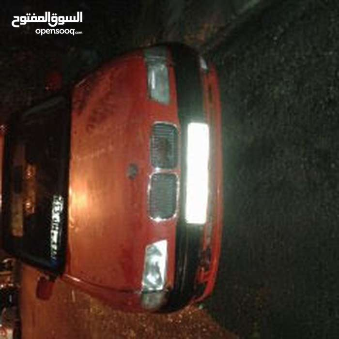 Opel Astra 1998 For sale - Red color