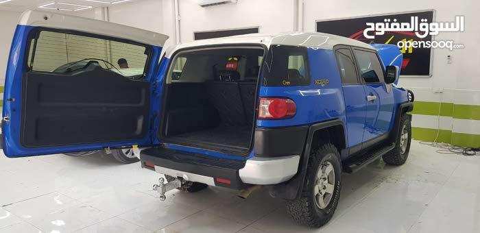 Toyota FJ Cruiser car for sale 2008 in Sur city