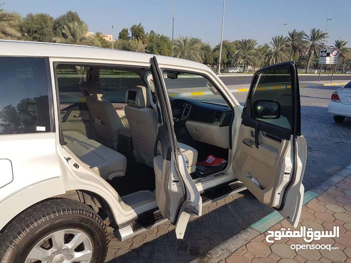 Pajero 2017-33000km-Reduced to 75000AED due to Travelling