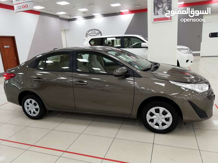 Available for sale! 1 - 9,999 km mileage Toyota Yaris 2019