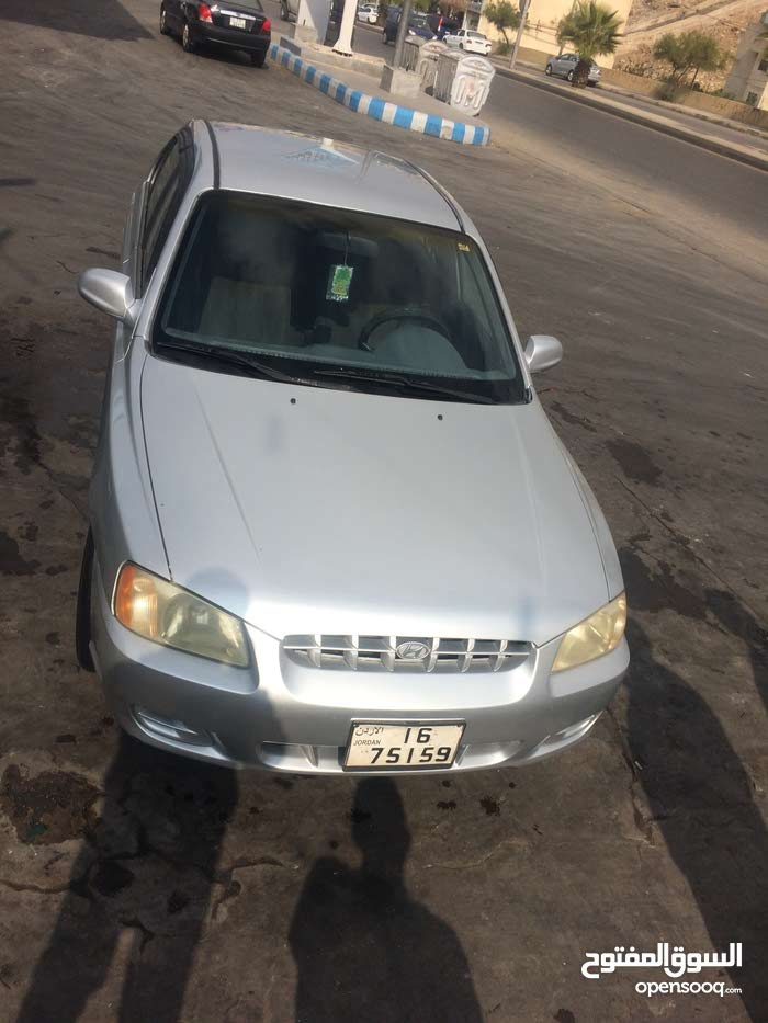 km Hyundai Accent 2002 for sale