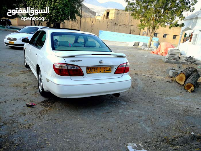 Manual Nissan 2000 for sale - Used - Bahla city