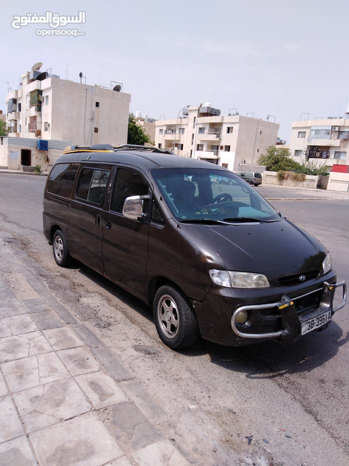 Used Hyundai H-1 Starex in Aqaba