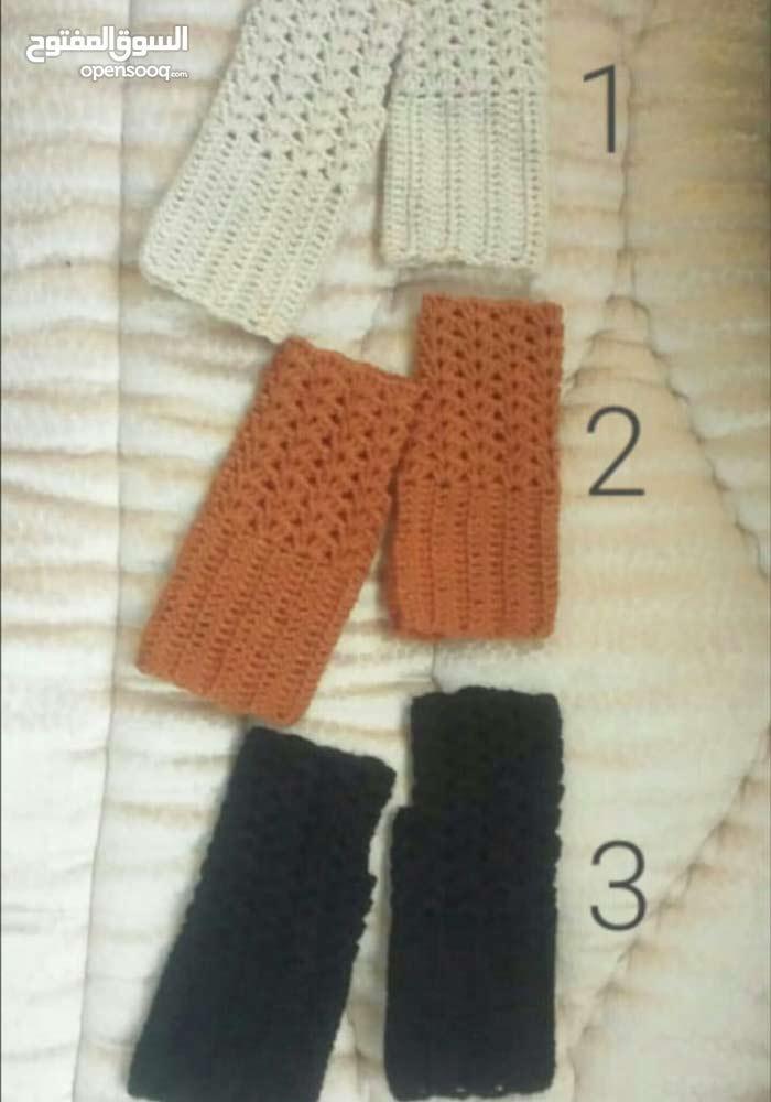 ليكات بدون أصابع gants sans doigts