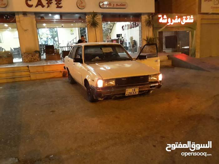 Toyota Corolla 1983 For sale - White color
