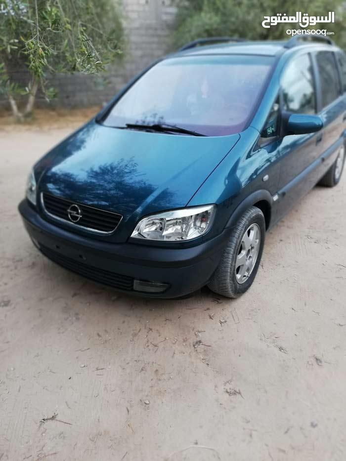 Used Opel Zafira in Zliten