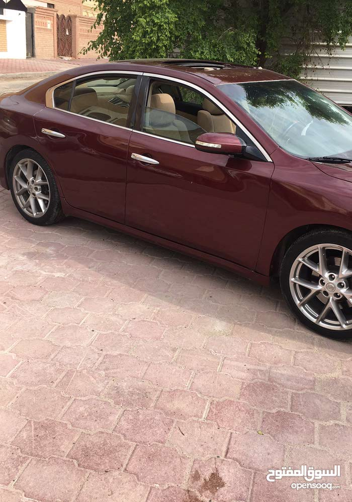 For sale 2010 Maroon Maxima
