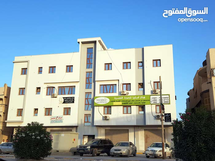 apartment located in Tripoli for rent
