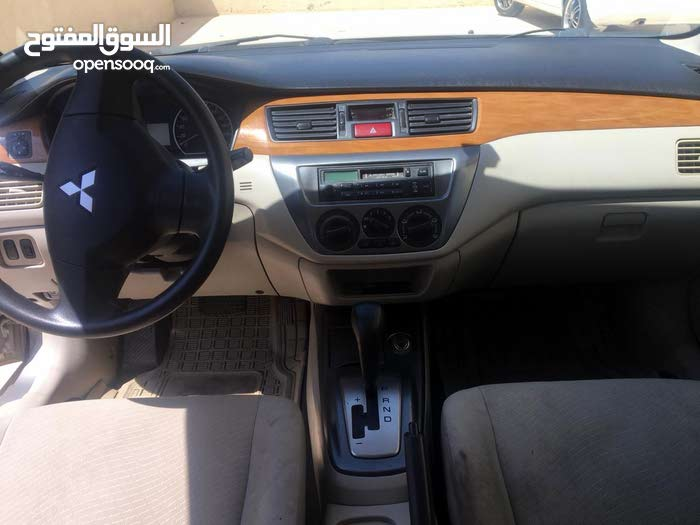 Mitsubishi Lancer 2013 for sale in Amman