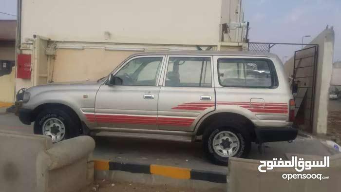 20,000 - 29,999 km Toyota Land Cruiser 1991 for sale