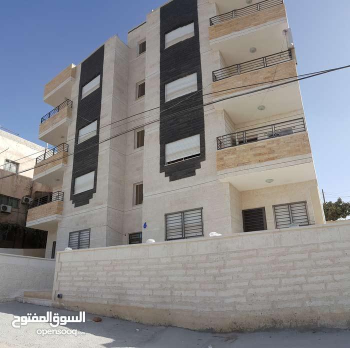 Second Floor  apartment for sale with 3 rooms - Amman city Al Hashmi Al Shamali