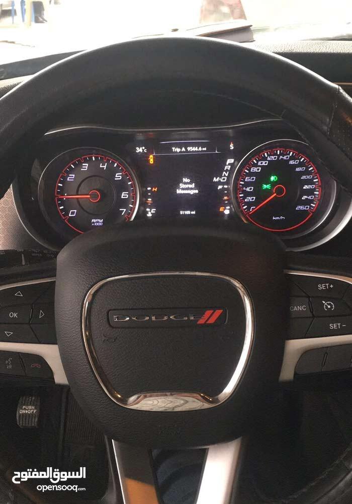 Gasoline Fuel/Power   Dodge Charger 2015