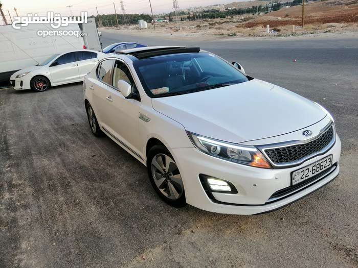 80,000 - 89,999 km Kia Optima 2014 for sale