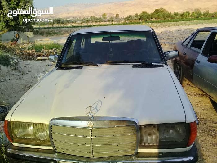 1983 Mercedes Benz in Amman