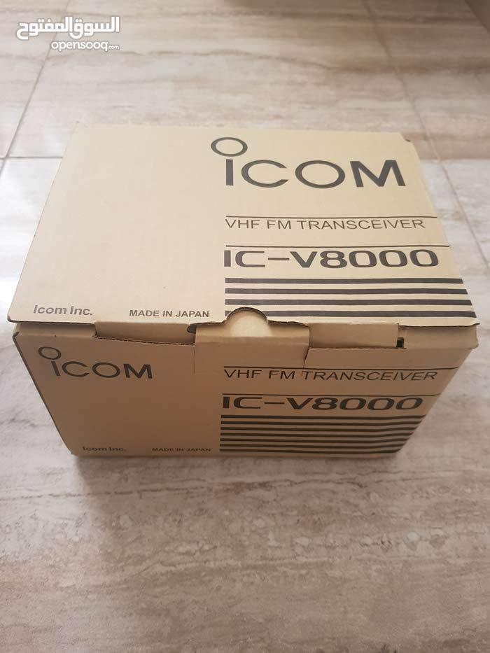 جهاز هوكي توكي جديد من شركة ايكوم 8000