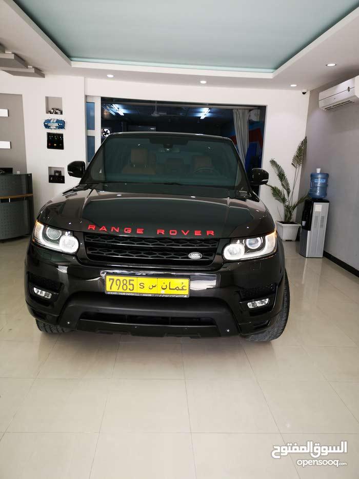 Black Land Rover Range Rover 2014 for sale