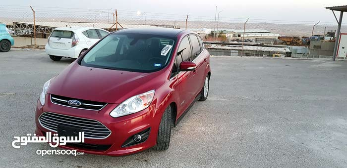 10,000 - 19,999 km mileage Ford C-MAX for sale