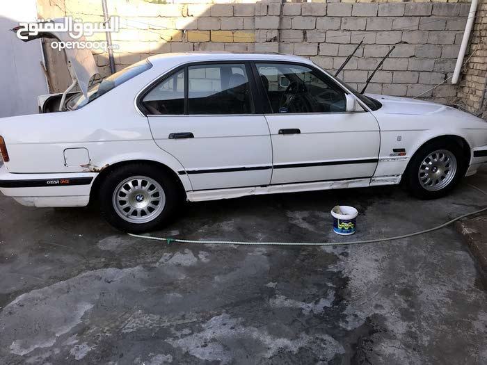 Used condition BMW 525 1991 with  km mileage