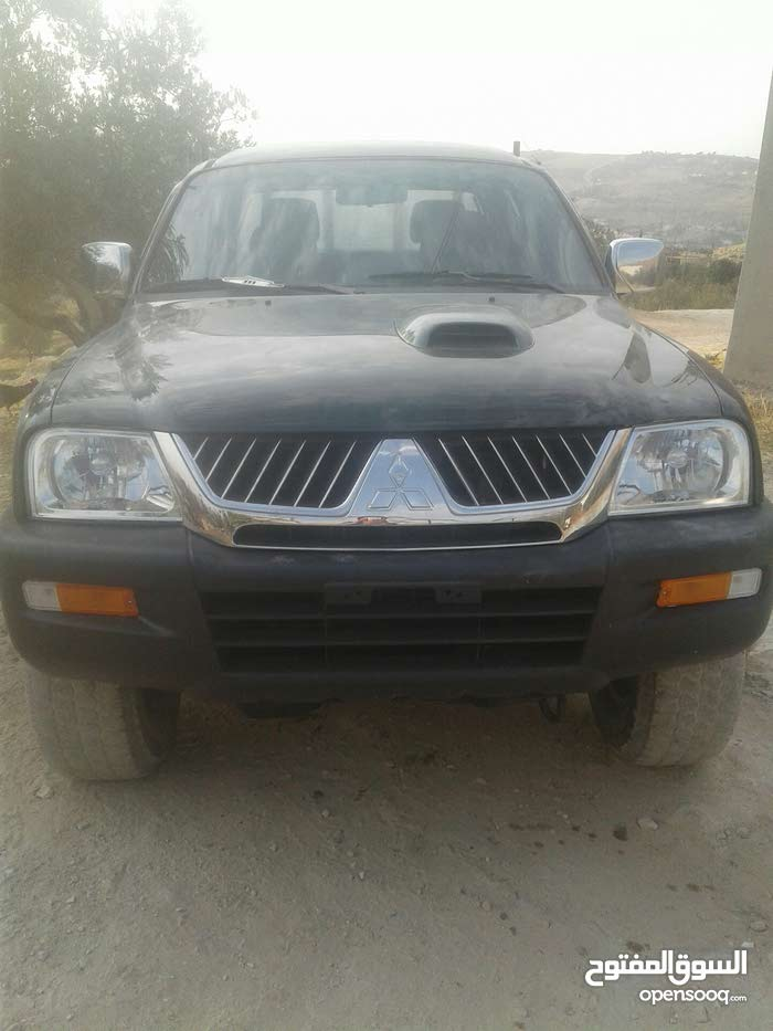 2002 Used L200 with Manual transmission is available for sale
