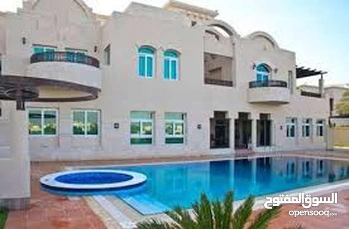فيلا قريبة من مسجد سيدة عائشة 500 متر مسقوف 300 3ادوار كل دور شقة سوبر سوبر لوكس
