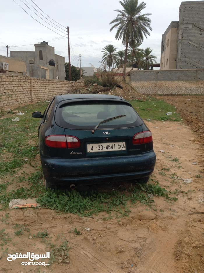 Daewoo Lanos 1 car for sale 2001 in Tripoli city